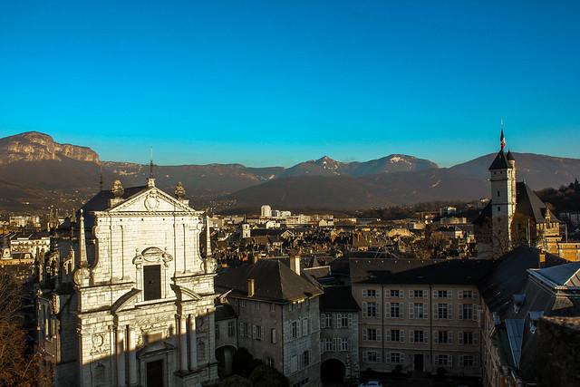 Chambéry en Francia