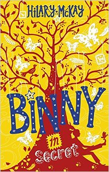 Hilary McKay, Binny in Secret