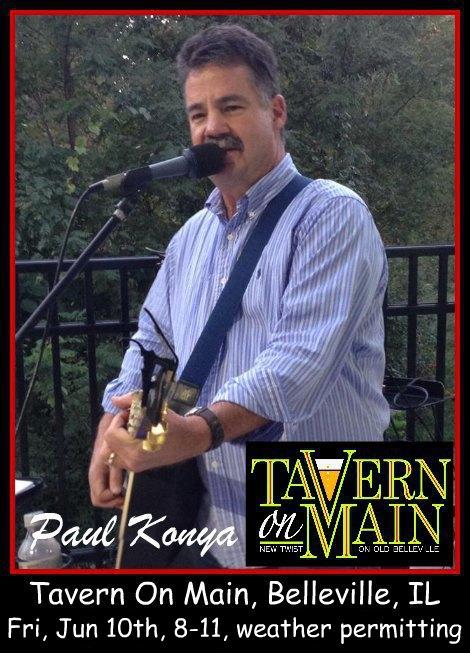 Paul Konya 6-10-16