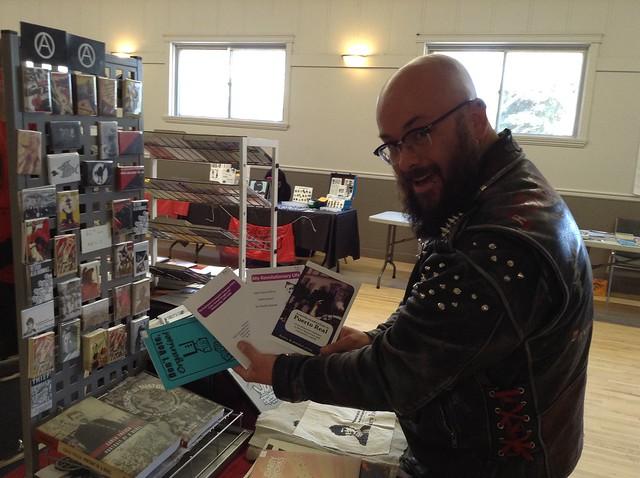 Edmonton Anarchist Book Fair 2015