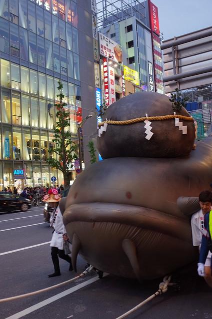 Kanda Matsuri 2015 Tsuke Maturi 32 大鯰と要石