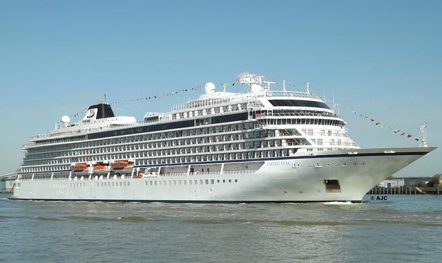 Viking Star (20) @ River Thames 13-05-15