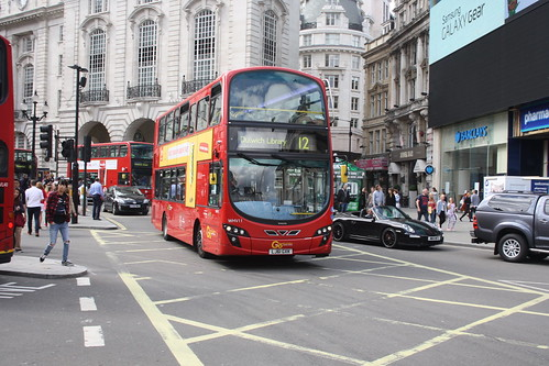 London Central WHV11 LX61GXK