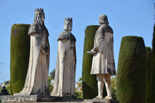 Alcazar de los Reyes Cristianos