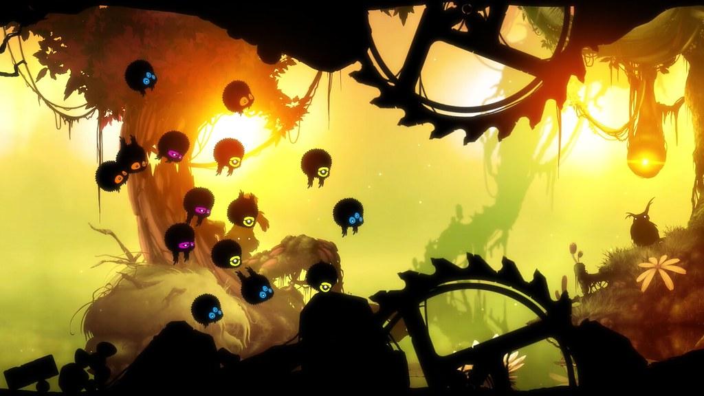 Badland on PS4, PS3 and PS Vita