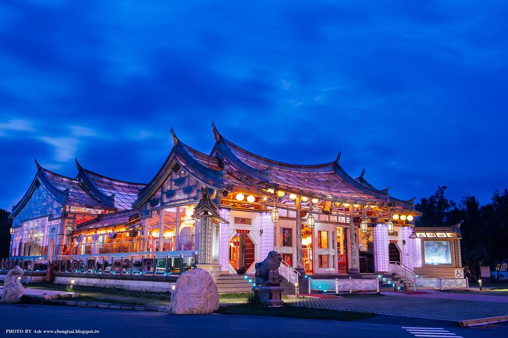 鹿港 - 玻璃媽祖廟