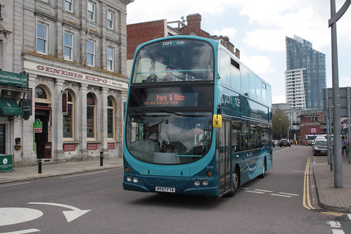 First Hampshire & Dorset 37161 HY07FTA