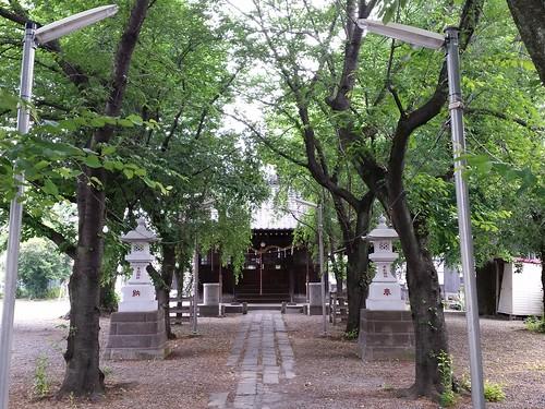 5月29日の千形神社