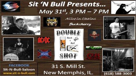 Double Shot 5-31-15