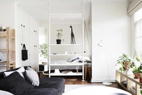 Scandinavian Apartment Design 2015