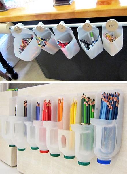 porta lápices para tener todo organizado