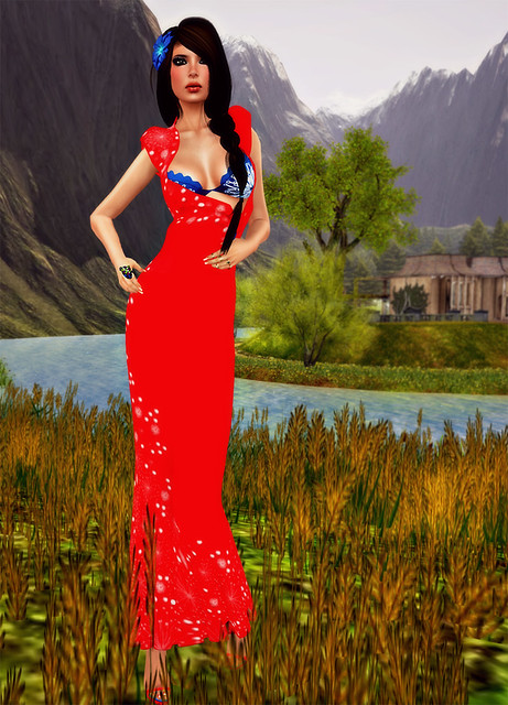 Hold Hands for Nepal - Second Life - ghee