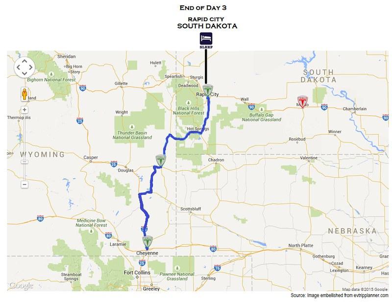 03_Cheyenne to Rapid City