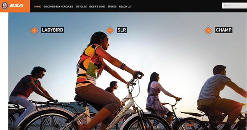 Bicycle company websites around the world