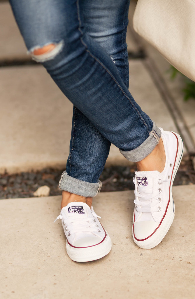 Slip On Womens Converse Tennis Shoes