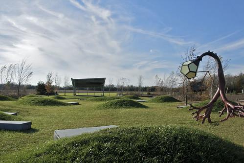 Franconia Sculpture Park By Raggedkompany