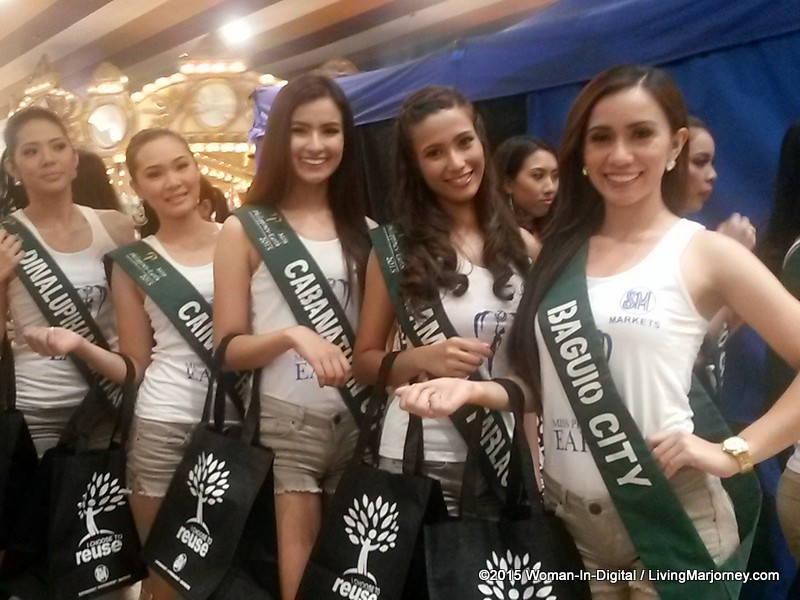 01-Miss-Earth-2015 #SMGreenBag Fashion-Show