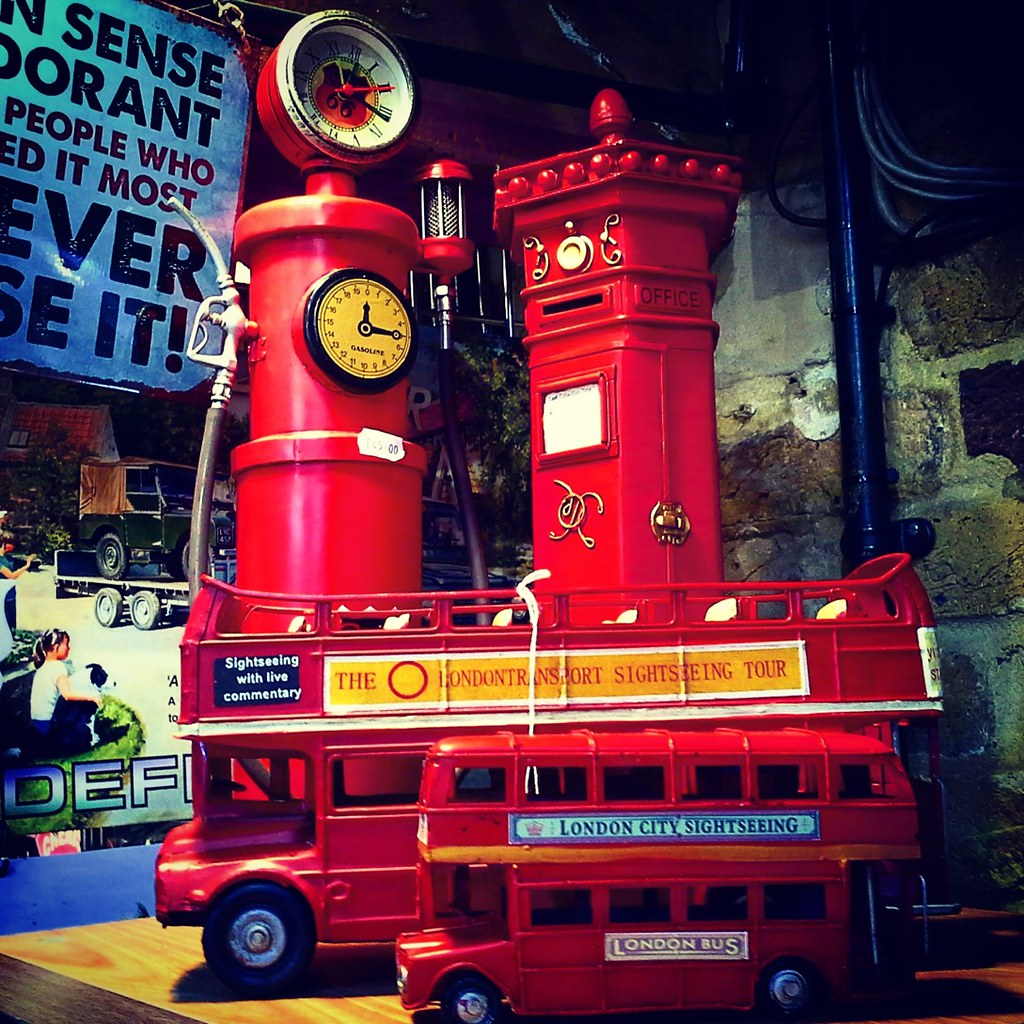 Londra: Camden Town