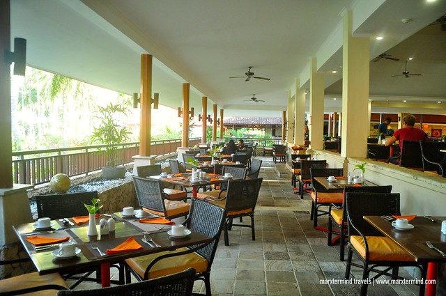 Rinjani Restaurant Holiday Resort Lombok