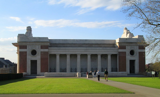 Menin Gate from south