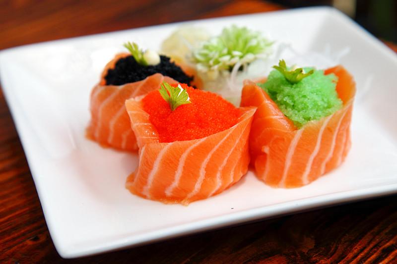 Salmon-Nishoku