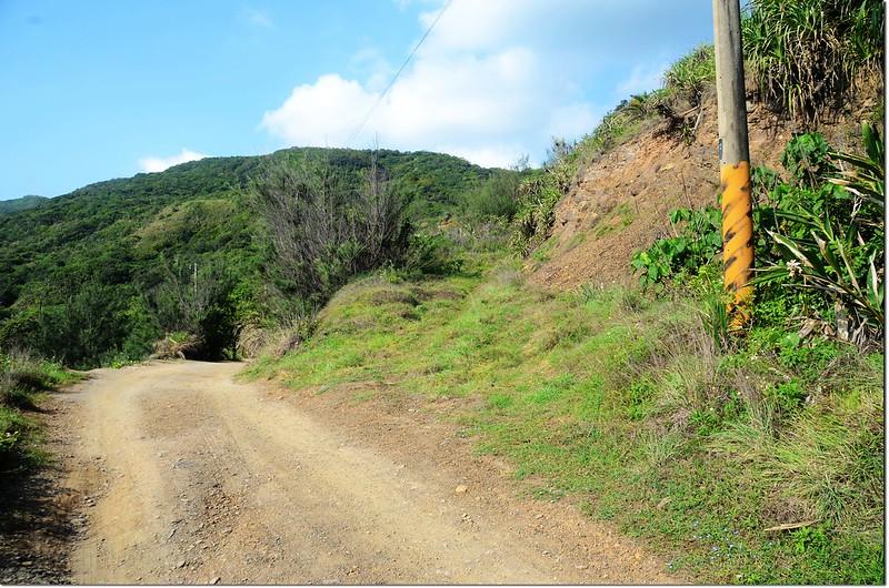 觀音山登山口 2