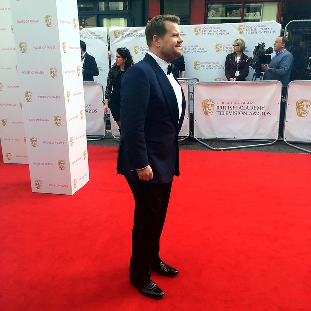 BAFTA Red Carpet 2015 (8)