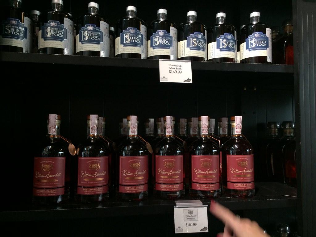 Heritage Bourbon