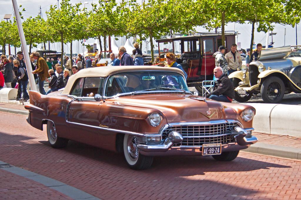 Cadillac Series 62 Eldorado Convertible 1955 (8855)