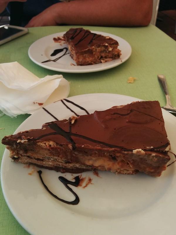 Las Palmas de Gran Canaria | La Oliva Restaurante | Tarta de chocolate