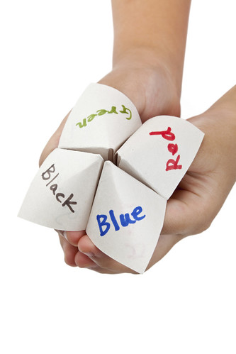 Paper-Fortune-Tellers