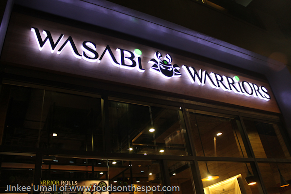 Wasabi Warriors Finally in the Philippines
