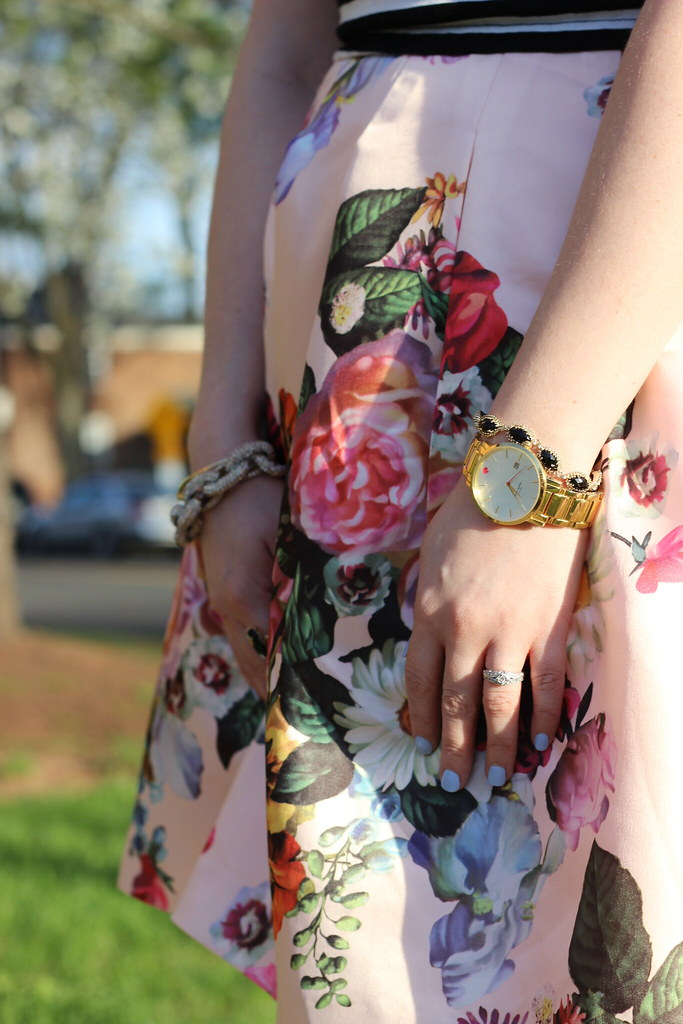 Stripes and Floral Ted Baker (4)