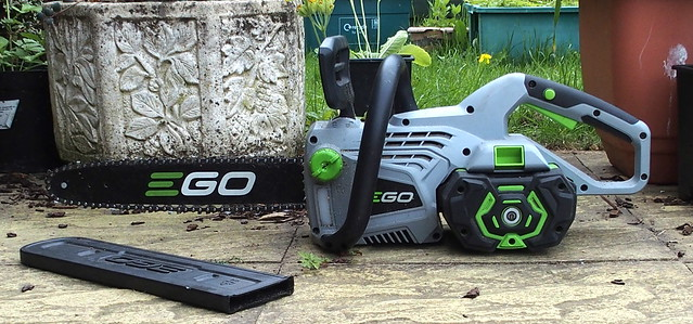 The EGO chainsaw