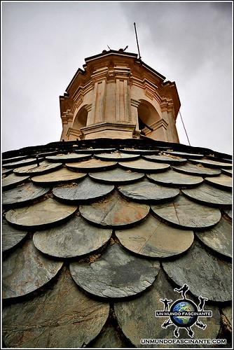 Campanario Catedral de Coria, Cáceres, Extremadura. España. Spain
