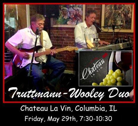 Truttmann Wooley Duo 5-29-15