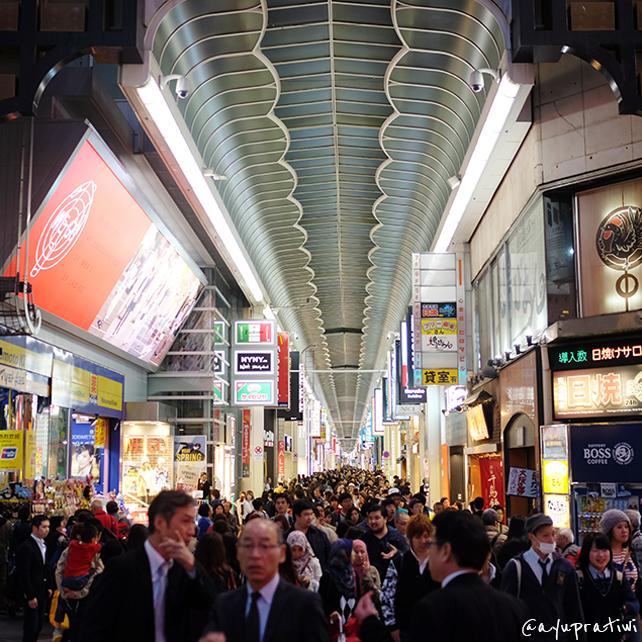 Japan Diary Osaka 2