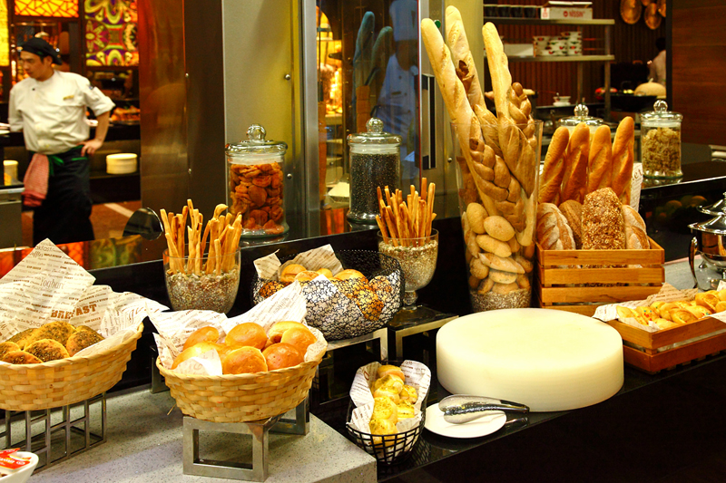 The Resort Cafe Breads