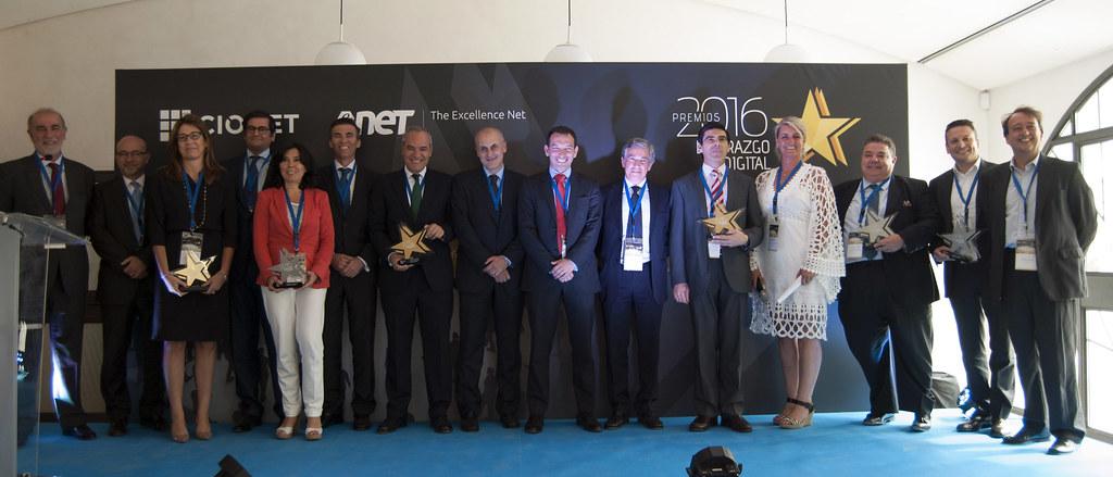 Premios Liderazgo Digital 2016