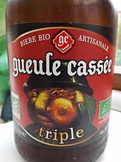 Gueule Cassée, Triple, France