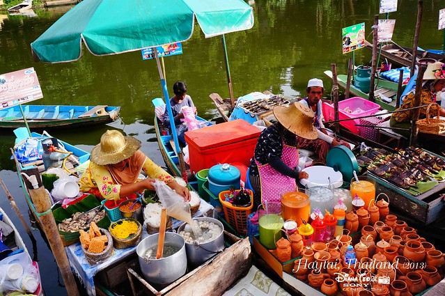 Hat Yai – Klong Hae Floating Market 04