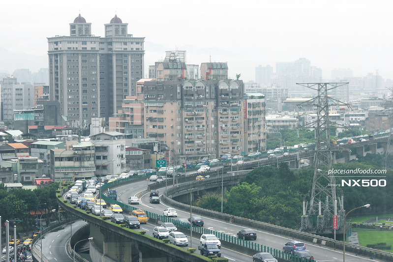 riverview hotel taipei morning traffic