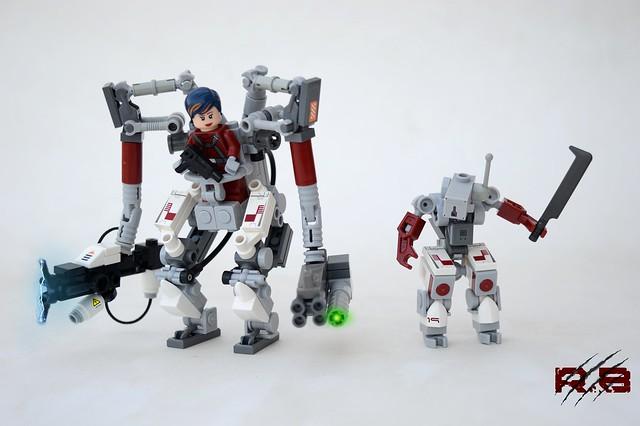 Exo-skeleton
