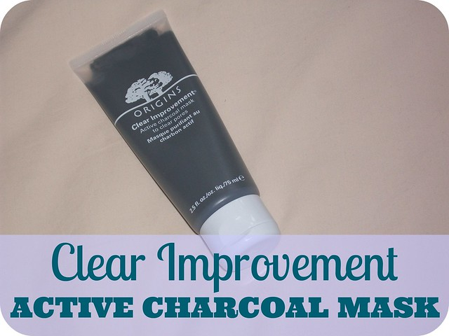 Review Origins Clear Improvement Active Charcoal Mask