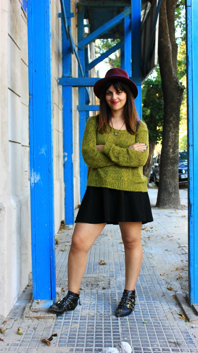 green wool 66