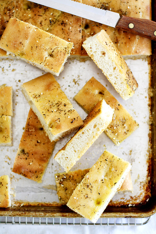 Za'atar Focaccia | girlversusdough.com @girlversusdough