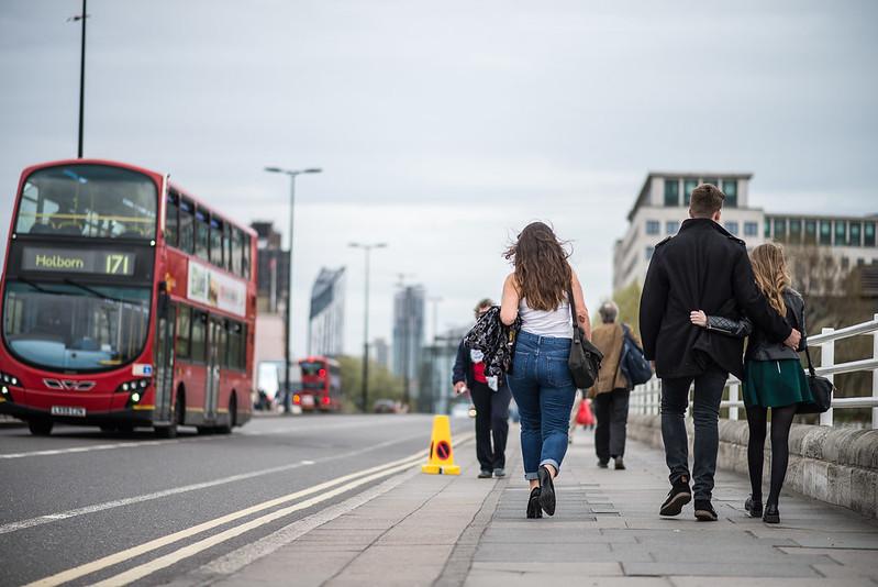 Gente por Londres