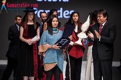 Ganadora de Jóvenes Creadores al Mundo 2015