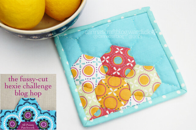 All Points Patchwork - blog hop