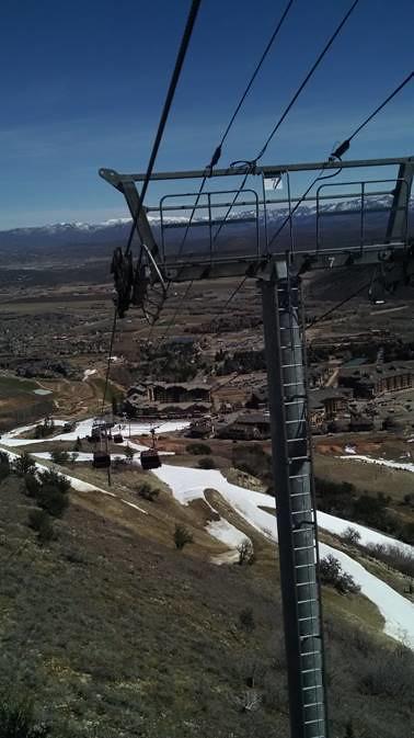 Utah in March 2015